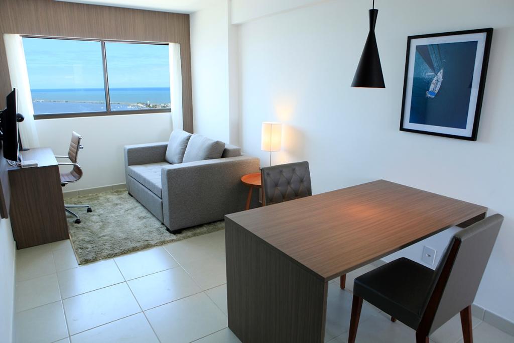 Beach Class Excelsior Recife - Eros Concept - Apto 3
